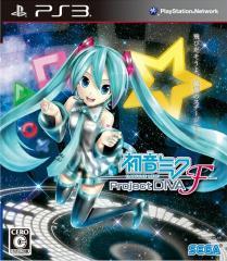 中古ゲーム/ PS3 ソフト / 初音ミク -Project DIVA- F PS3 BLJM-60527 2500円以上送料無料