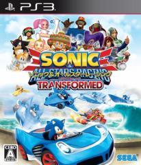 中古ゲーム/ PS3 ソフト / ソニック&オールスターレーシングTRANSFORMED BLJM-61145 2500円以上送料無料