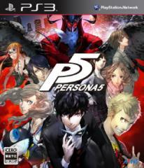中古ゲーム/ PS3ソフト / ペルソナ5 BLJM-61346 2500円以上送料無料