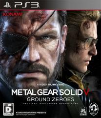 中古ゲーム/ PS3 ソフト / メタルギア ソリッド V グラウンド・ゼロズ PS3 BLJM-61135 2500円以上送料無料