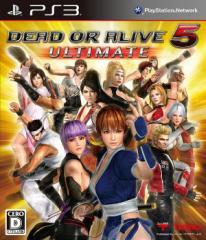 中古ゲーム/ PS3 ソフト / DEAD OR ALIVE 5 Ultimate 通常版 PS3 BLJM-61085 2500円以上送料無料