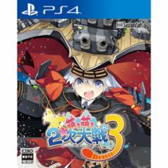 中古ゲーム/ PS4 ソフト / 萌え萌え2次大戦(略)3  PLJM-80200 2500円以上送料無料