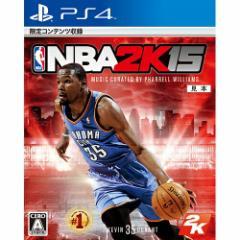 中古ゲーム/ PS4 ソフト / NBA 2K15 PLJS-74003 2500円以上送料無料