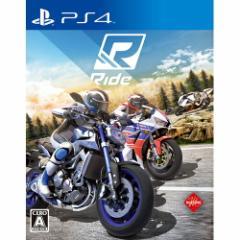 中古ゲーム/ PS4 ソフト / RIDE PLJM-80086 2500円以上送料無料