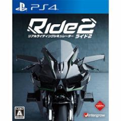 中古ゲーム/ PS4 ソフト / Ride2(ライド2) PLJM-84069 2500円以上送料無料