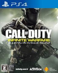 中古ゲーム/ PS4ソフト / コール オブ デューティ インフィニット・ウォーフェア PCJS-44503 2500円以上送料無料