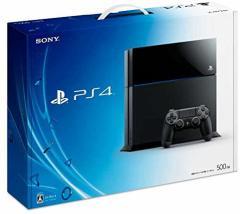 中古ゲーム/ PS4 本体 / PlayStation4 ジェット・ブラック(1100AB01) CUH-1100AB01 2500円以上送料無料