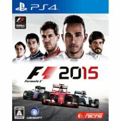 中古ゲーム/ PS4 ソフト / F1 2015 PLJM-80088 2500円以上送料無料