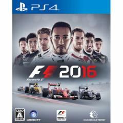 中古ゲーム/ PS4 ソフト / F1? 2016  PLJM-80192 2500円以上送料無料