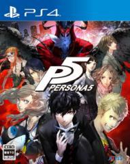 中古ゲーム/ PS4ソフト / ペルソナ5 PLJM-80169 2...