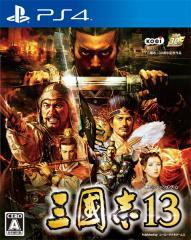 中古ゲーム/ PS4 ソフト / 三國志13 PLJM-80123 2500円以上送料無料