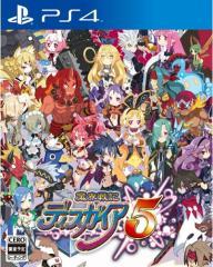 中古ゲーム/ PS4 ソフト / 魔界戦記ディスガイア5 PLJS70014 2500円以上送料無料