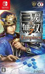 真・三國無双7 Empires 【中古】 ニンテンドースイッチ ソフト / 中古 ゲーム