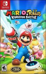 【米】Mario+Rabbids Kingdom Battle 【中古】 ニンテンドースイッチ ソフト / 中古 ゲーム