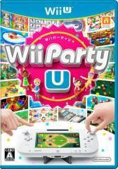 Wii Party U WiiU ソフト WUP-P-ANXJ / 中古 ゲーム