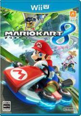 中古ゲーム/ WiiU ソフト / マリオカート8 WUP-P-AMKJ 2500円以上送料無料