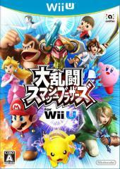 大乱闘スマッシュブラザーズ for Wii U WiiU ソフト WUP-P-AXFJ / 中古 ゲーム