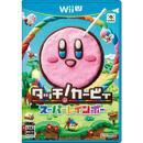 タッチ カービィ スーパーレインボー WiiU ソフト WUP-P-AXYJ / 中古 ゲーム