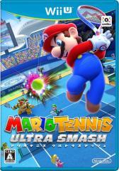中古ゲーム/ WiiU ソフト / マリオテニス ウルトラスマッシュ WUP-P-AVXJ 2500円以上送料無料