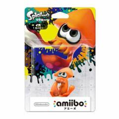 amiibo イカ オレンジ (スプラトゥーンシリーズ) 【Wii U】【周辺機器】【新品】【新品ゲーム】 NVL-C-AEAH