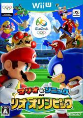 マリオ&ソニック AT リオオリンピック WiiU ソフト WUP-P-ABJJ / 中古 ゲーム