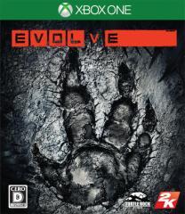 中古ゲーム/ XBox One ソフト / Evolve MS9J3-00001 2500円以上送料無料