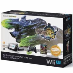 中古ゲーム/ WiiU 本体 / WiiU プレミアム セット(モンスターハンター3G HD)  WUP-S-KAFD 2500円以上送料無料