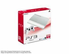 中古ゲーム/ PS3 本体 / 本体(250GB)クラシックホワイト  CECH-4000BLW 2500円以上送料無料