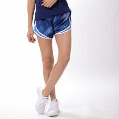 ナイキ NIKE ウィメンズ DRI-FIT テンポ プリンテッド ショート2 ブランド ジョギング マラソン ウォーキング ジム ヨガ フィットネス