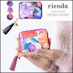 rienda リエンダ オリエンタルプリントコインケース レディース コインケース コイン ケース カード入れ 小銭 小銭入れ 財布 花柄
