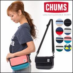 CHUMS チャムス 通販 Small Camera Shoulder スモールカメラショルダースウェットナイロン バッグ ショルダーバッグ ショルダー カメラ