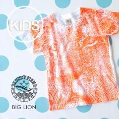 送料無料|Lucky Fish|BIG LION[キッズ]【メール便可10】