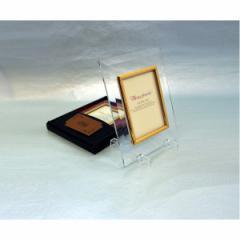 返品可 レビューで次回2000円オフ 高級クリスタルフォトフレーム/写真立て 【L版対応】 127mm×89mm ウルトラホワイトガラス使用 化粧箱
