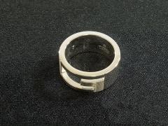 レビューで次回2000円オフ 直送 グッチ GUCCI リング/指輪 032660-09840-8106-15 15号