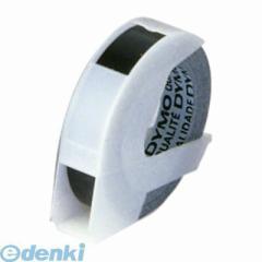 ダイモ [DM0903B] ダイモグロッシーテープ9ミリ艶有 黒