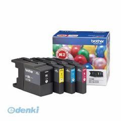 ブラザー販売 [LC17-4PK] 大容量インクカートリッジ4色入りパック LC174PK【AKB】