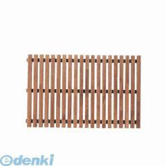 [WSN0602] 木製すのこ PW−3860 茶 4533976102059