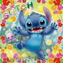 【Disneyzone】フジカラー [4977466104572] NF−10L スティッチフルーツ【おしゃれ おすすめ】