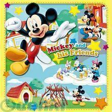 【Disneyzone】フジカラー [4977466104725] NFW−20L ミッキーライフ【おしゃれ おすすめ】