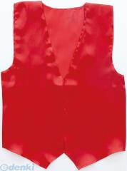 アーテック(ArTec) [2137] 衣装ベース サテンベスト小 赤【5400円以上送料無料】