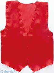 アーテック(ArTec) [2083] 衣装ベース サテンベスト 大 赤【5400円以上送料無料】