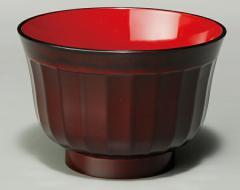 汁椀 3.5 小粋 溜 食洗機・電子レンジ対応 23863(食器洗浄機対応、食洗機対応、レンジ対応、お椀、しるわん)[fs01gm]fs2gm