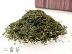 静岡県牧之原産/二番茶葉(深蒸し茶) 200g120年続く静岡茶屋から直送♪お茶緑茶煎茶(深むし茶 フカムシ茶 ふかむし茶 深蒸し緑茶 深蒸