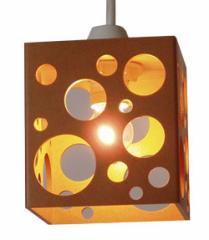 デザイン照明 Flames birdcage lamp mini/ペンダントタイプ (幅11×奥行き11×高さ12cm)