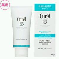 花王 Curelキュレル ジェルメイク落とし (医薬部外品) 130gfs04gm