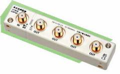 [MASPRO/マスプロ]【2655MHz対応】地上デジタル対応!簡単・便利 4分配器 全電通型■CSP4D-P