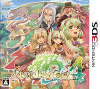 (新品即納)(ネコポス送料無料)(3DS)ルーンファクトリー4