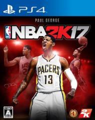 (ネコポス送料無料)(PS4)NBA 2K17(新品)(取り寄せ)