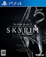 (新品即納)(ネコポス送料無料)(PS4)The Elder Scrolls V:Skyrim Special EditionスカイリムスペシャルエディションCERO区分_Z