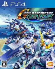 (新品即納)(ネコポス送料無料)(PS4)SDガンダム ジージェネレーション ジェネシス
